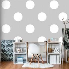 Artgeist Fototapete - Charming Dots