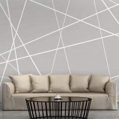 Artgeist Fototapete - Modern Cobweb