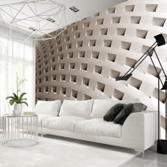 Artgeist Fototapete - The Construction of Modernity