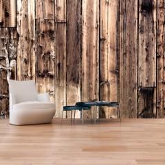 Artgeist Fototapete - Poetry Of Wood