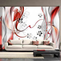 Artgeist Fototapete - Airy fabric