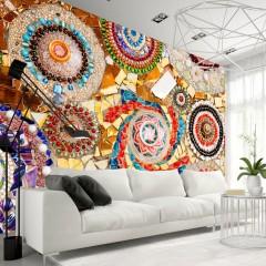 Artgeist Fototapete - Moroccan Mosaic