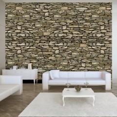 Artgeist Fototapete - Stone wall