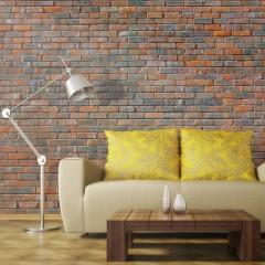 Artgeist Fototapete - Brick wall