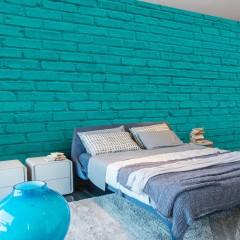 Artgeist Fototapete - Sea wall