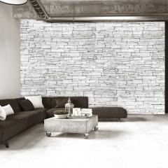 Artgeist Fototapete - White Brick