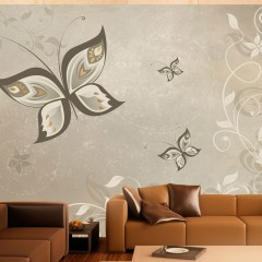 Artgeist Fototapete - Schmetterlingsflügel