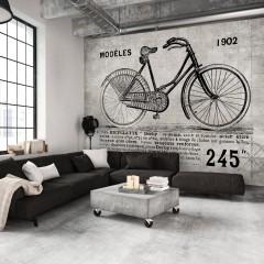 Artgeist Fototapete - Bicycle (Vintage)