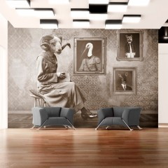 Basera® Fototapete Vintage- & Retromotiv 10110905-40, Vliestapete