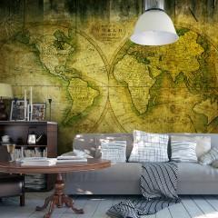 Artgeist Fototapete -  Journey through the Old World
