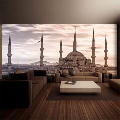 Artgeist XXL Tapete - Blaue Moschee - Istanbul