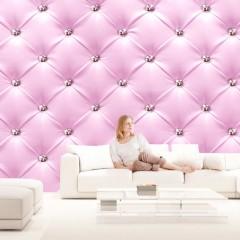 Artgeist XXL Tapete - Pink Elegance