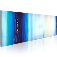 Artgeist Gemaltes Bild - Blaue Flüssigkeit