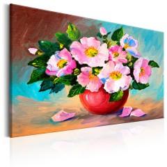 Artgeist Gemaltes Bild - Spring Bunch