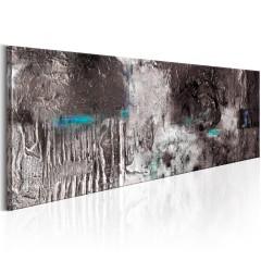 Artgeist Gemaltes Bild - Silver Machine