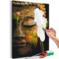 Artgeist Malen nach Zahlen - Buddha in the Shade