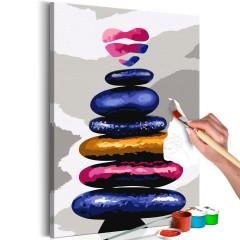 Artgeist Malen nach Zahlen - Colored Pebbles
