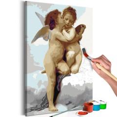 Artgeist Malen nach Zahlen - Engel (Liebe)
