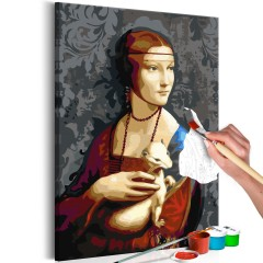 Artgeist Malen nach Zahlen - Famous Portrait