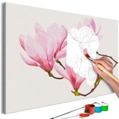 Artgeist Malen nach Zahlen - Floral Twig