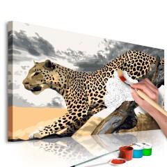 Artgeist Malen nach Zahlen - Gepard