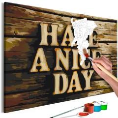 Artgeist Malen nach Zahlen - Have a Nice Day