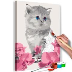 Artgeist Malen nach Zahlen - Kätzchen