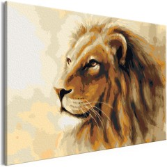 Artgeist Malen nach Zahlen - Lion King