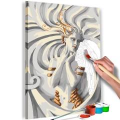 Artgeist Malen nach Zahlen - Medusa