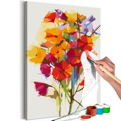 Artgeist Malen nach Zahlen - Summer Flowers