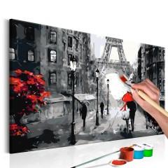 Artgeist Malen nach Zahlen - Verliebt in Paris