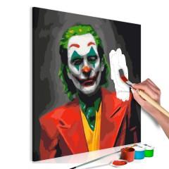 Malen nach Zahlen - Joker