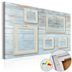Artgeist Korkbild - Retro Gallery [Corkboard]