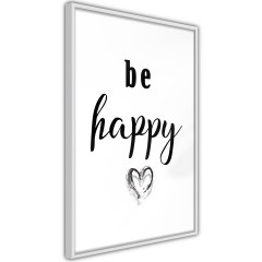 Poster - Be Happy [Poster]