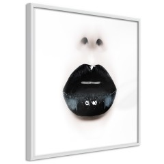 Poster - Black Lipstick [Poster]