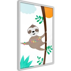 Poster - Happy Sloth [Poster]