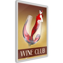 Poster - Wine Club [Poster]