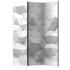 Basera® 3-teiliger Paravent, Raumteiler, Motiv f-B-0123-z-b