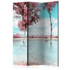Artgeist 3-teiliges Paravent - Autumn scenery [Room Dividers]