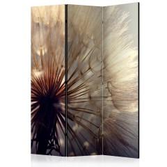 Artgeist 3-teiliges Paravent - Dandelion Kiss [Room Dividers]