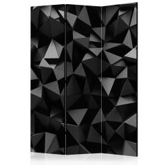 Artgeist 3-teiliges Paravent - Depth of Geometry [Room Dividers]