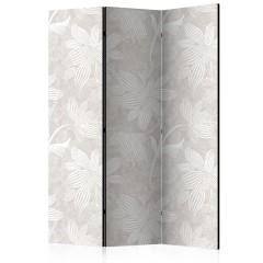 Artgeist 3-teiliges Paravent - Floral Elements [Room Dividers]