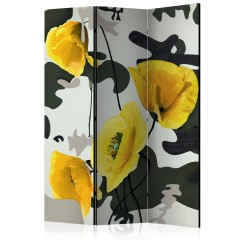 Artgeist 3-teiliges Paravent - Fresh Paint [Room Dividers]