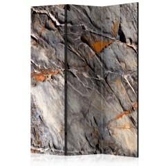 Artgeist 3-teiliges Paravent - Mountain Bastion [Room Dividers]