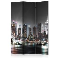 Artgeist 3-teiliges Paravent - New York [Room Dividers]