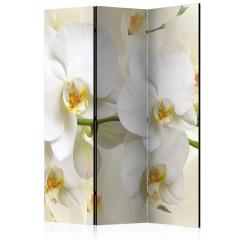Artgeist 3-teiliges Paravent - Orchid Branch [Room Dividers]