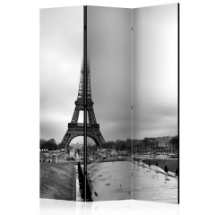 Artgeist 3-teiliges Paravent - Paris: Eiffel Tower [Room Dividers]