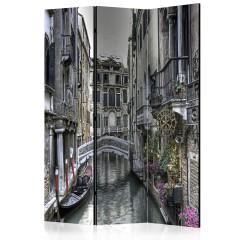 Artgeist 3-teiliges Paravent - Romantic Venice [Room Dividers]