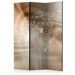 Artgeist 3-teiliges Paravent - Solar Illusion [Room Dividers]