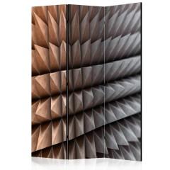Artgeist 3-teiliges Paravent - Steel Defense  [Room Dividers]